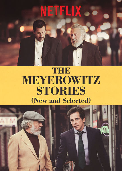 The Meyerowitz Stories (New and Selected) on Netflix AUS/NZ